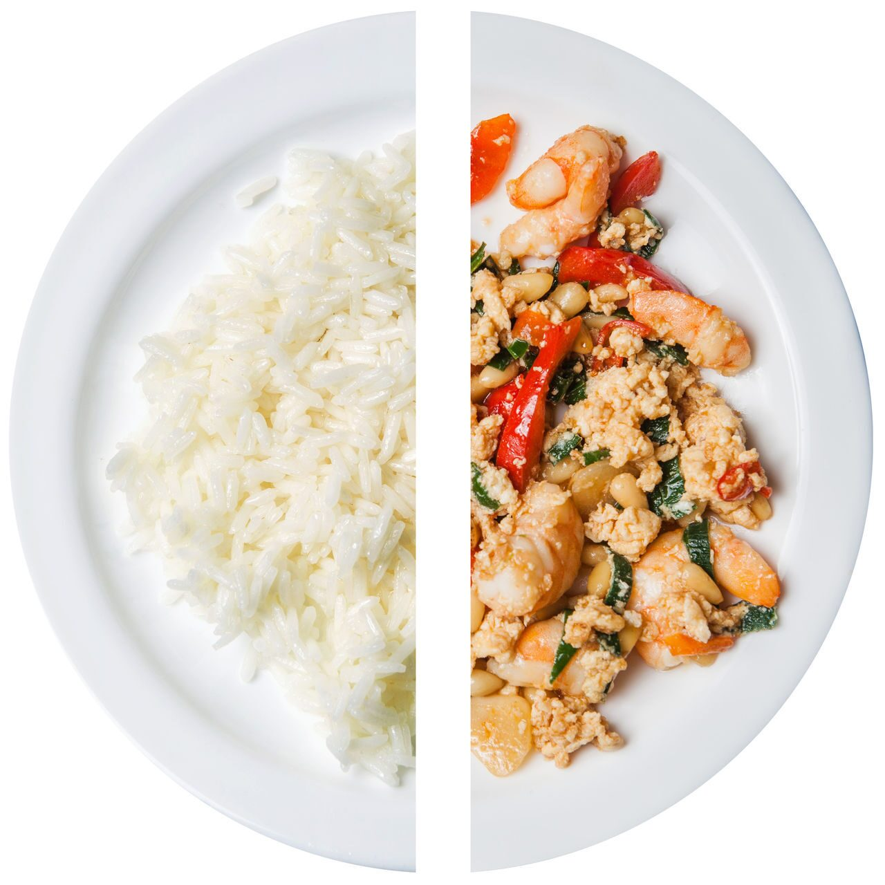 Рис с креветками пошаговый рецепт