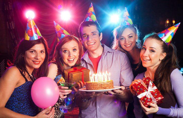 Конкурсы для 16 человек ко дню рождения